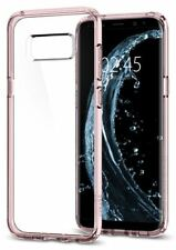 Galaxy S9 S8 Plus Case Genuine SPIGEN Ultra Hybrid Hard Slim Cover for Samsung