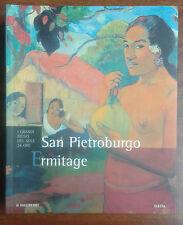 """GUIDA MUSEI """"L'ERMITAGE"""" di SAN PIETROBURGO . ELECTA"""