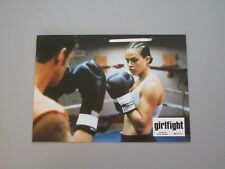 "Michelle rodriguez ""Girlfight"" lobby card boxing boxing lb8"