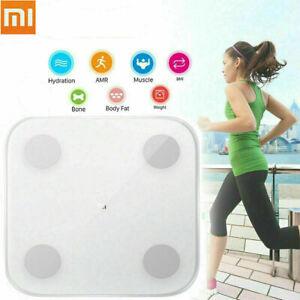 Bilancia Pesapersone Xiaomi Mi Body Composition Scale 2 Bluetooth Android Ios