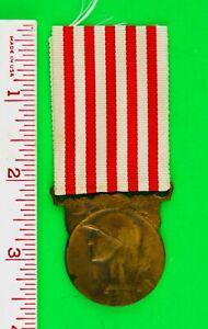 FRENCH WWI War Medal - Médaille commémorative de la guerre 1914  - 1918