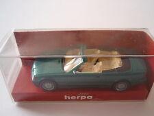 Herpa 031387 BMW 325i Cabrio petrolmetallic 1:87 Neu u. OVP