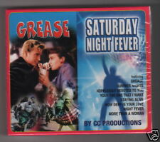 Grease (& Saturday Night Fever) 2x CD NEW SEALED