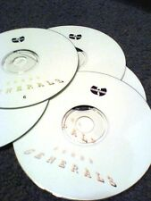 RARE WU-TANG 5 Star Generals CD SET ODB GZA METHOD MAN Freestyles Radio Studio