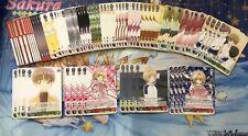 (Playset) Cardcaptor Sakura English Trial Deck+ Weiss Schwarz