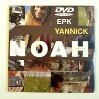 YANNICK NOAH : EPK de Mayne Kerbrat 17 Mns  ♦ DVD Promo Neuf / New ♦
