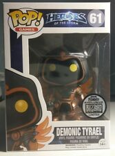 NIB Funko Pop! #61 DEMONIC TYRAEL Blizzcon 2015 Heroes of the Storm Blizzard