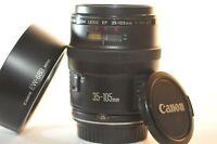 Canon EF 35-105mm f/3.5-4.5 lens EW-68 for EOS 3 1V A2 Rebel T5 T6 70D 60D 5D 7D