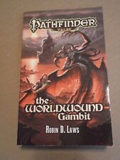 NEW The Worldwound Gambit by Robin D. Laws (2011, Paperback) Pathfinder Tales