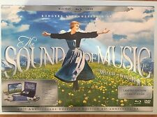The Sound Of Music Limited Edition Collector's Set (Bluray)
