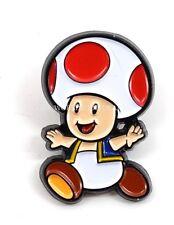 Nintendo Super Mario Collector Pins Series 1 - Toad