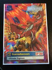 Garudamon Digimon Card Animated Series II Secret Rare