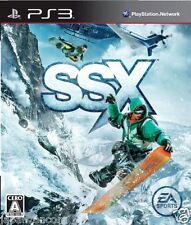 Used PS3 SSX PLAYSTATION 3 JAPAN JAPANESE IMPORT