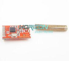 5Pcs 433Mhz Cc1101 10mW Wireless Sender Receiver Module new Nrf905/Sx1212/Si4432