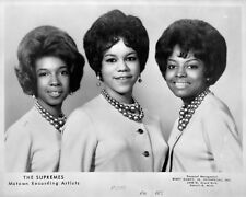"""Diana Ross and the Supremes 10"""" x 8"""" Photograph no 243"""