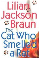 Cat Who...: The Cat Who Smelled a Rat by Lilian Jackson Braun (2001, Hardcover)