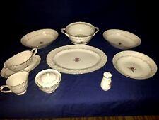 "Vintage Fine China of Japan ""ROYAL SWIRL""  Serving Dishes (10 Pcs.) ~ Excellent"