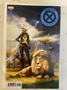 HOUSE OF X #2 Mike Huddleston 1:10 Ratio Storm Variant X-Men NM