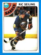 1978-79 Topps RIC SEILING (ex) Buffalo Sabres Rookie