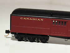 Micro-Trains #147 00 080 Canadian Pacific Heavyweight Express Baggage Car Cp