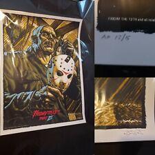 Freddy vs Jason 2003 Poster in A0-A1-A2-A3-A4-A5-A6-MAXI C173