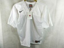 Nike Boys / Youth TenaCity  Athletic Training Jersey Youth Large White