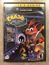 Crash Bandicoot : The Wrath of Cortex ( Nintendo , Gamecube ),Complete
