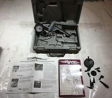 Mityvac Hand Vacuum Pump w/ user manual and carrying case