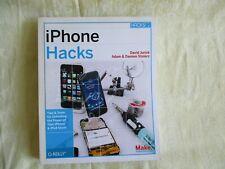 IPhone Hacks - First Edition - Book, by David Jurik