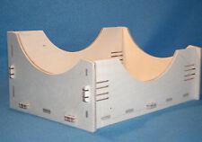 Tisch Klöppelständer mit schräger Auflage für Rolle Tischständer für Klöppelsack