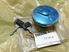 Yamaha DT100 DT125 DT175 DT250 DT400 RD125 RD200 RS100 Fuel Tank Cap Lock NEW