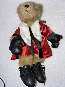 Korimco Ltd Edition Bear Character Bear Collectables Rocky Boxer Bear No259 /500