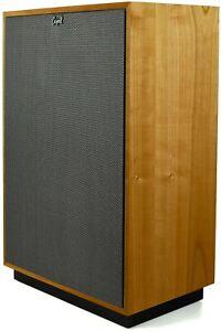 """Klipsch Cornwall IV 15"""" 3-way 400-watt Natural-Cherry Speaker AUTHORIZED-DEALER"""