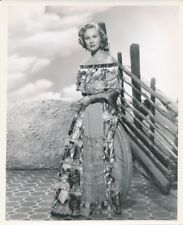 VIRGINIA MAYO Beautiful Original Vintage BERT SIX Warner Bros. Portrait Photo