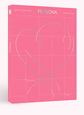 BTS - MAP OF THE SOUL : PERSONA [ver.-3] CD+Photobook+Photocard+Poster+Free Gift