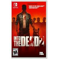 Into the Dead 2 ( Nintendo switch ) brand new