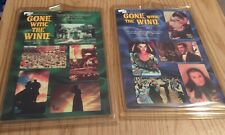 1996 Gone With The Wind Movie Limited Edition Phone Cards NEW SEALED Set 1 & 2