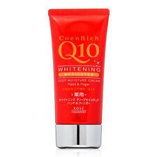 [KOSE] Coen Rich Coenzyme Q10 WHITENING Deep Moisture Hand Gel Cream 80g NEW