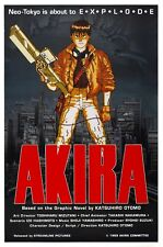 35mm AKIRA x 15 FILM/MOVIE/PELLICOLA/FLAT/TRAILER/TEASER/BANDE CELL/STRIP LOT 2