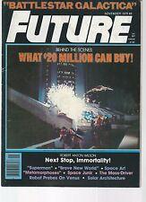 Future #6 magazine, Nov. 1978