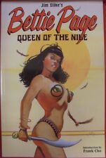 BETTIE PAGE QUEEN OF THE NILE DARK HORSE TPB COMIC 1ST PRINT JIM SILKE 2000 NM
