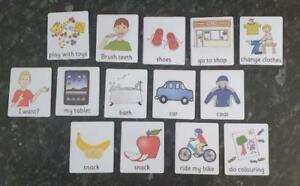 I want? NEW Communication boards and Pecs ~ Autism ~ASD~SEN~Childminder
