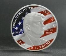2018 Donald Trump Silver Eagle Coin Make America GREAT Again 45th President V-1