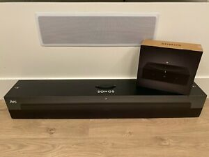 Sonos Arc 5.0 Channel Smart Soundbar (Black) Item in hand FREE SHIPPING FAST