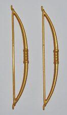 25821 Arco largo dorado 2u playmobil,arquero,archer,medieval,bow