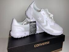Converse Thunderbolt Ultra OX White Trainers 158321C NEW BOXED UK 7.5 Unisex