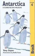 Antarctica: A Guide to the Wildlife, 4th (Bradt Guides)