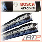 FITS RENAULT AUDI HYUNDAI 2x BOSCH WIPER BLADES AEROTWIN A296S W/ SPOILER FRONT