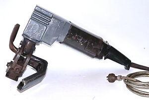 Trumpf TKF-12200 2300W Portable Electric Bevelling Machine 8mm bevel beveller