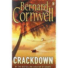 Crackdown by Bernard Cornwell (Paperback) New Book